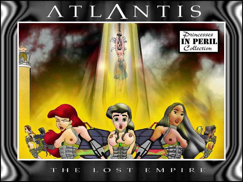 atlantis the naked lost empire Akashic records of bastard magic instructor