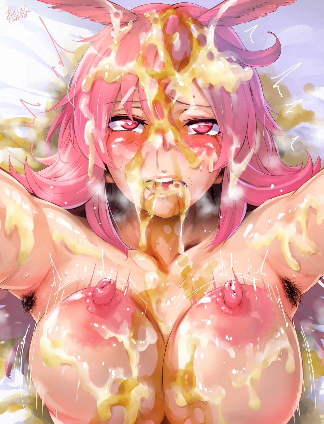 fate grand female order gilgamesh Re_kuro_kg twitter