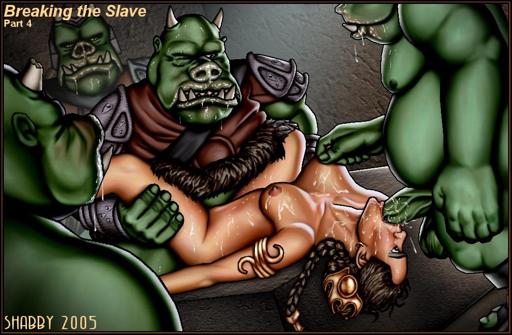 blue the breaking shabby slave Gears of war female locust
