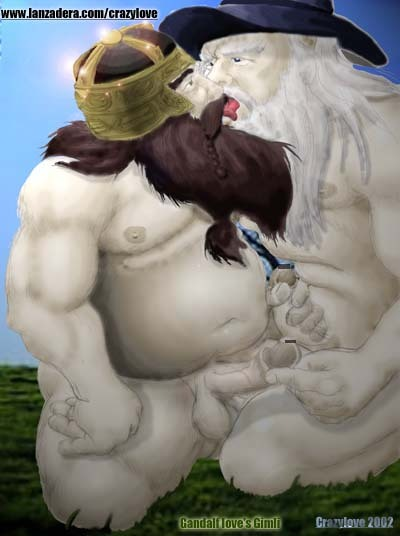 of the rings lord nude Garr breath of fire 3
