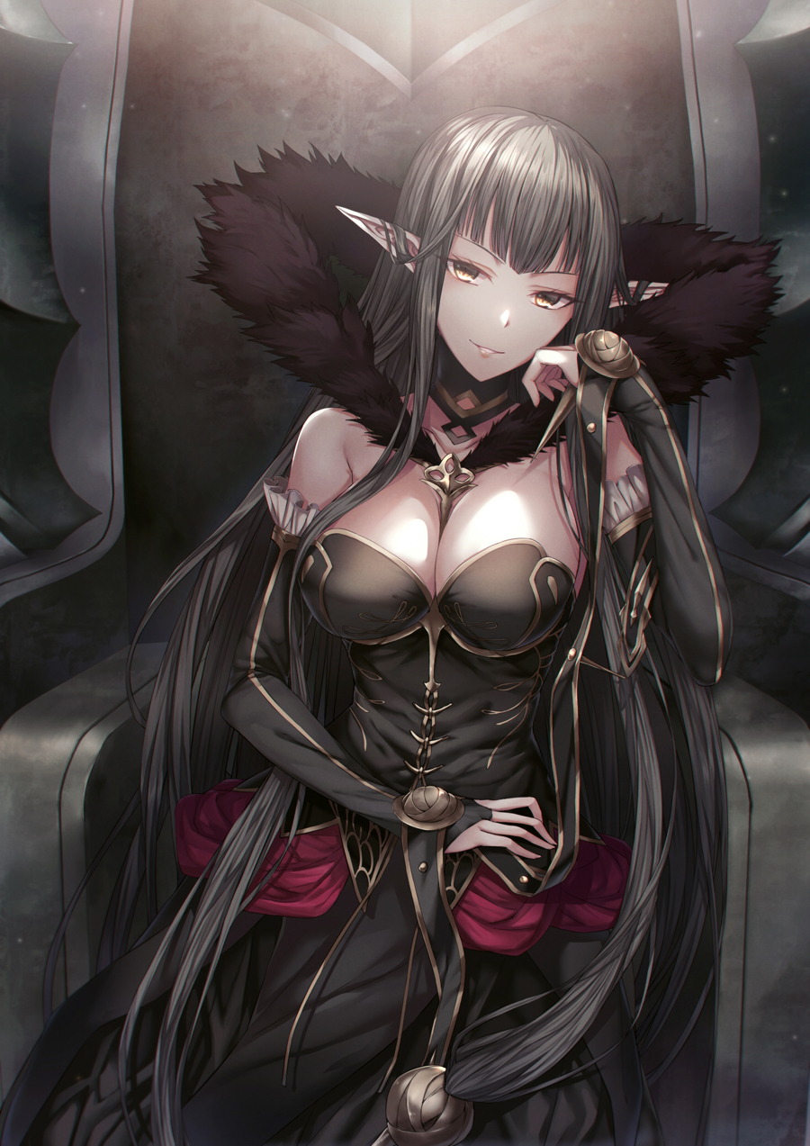 of black assassin apocrypha fate Gate: jieitai kano chi nite, kaku tatakaeri