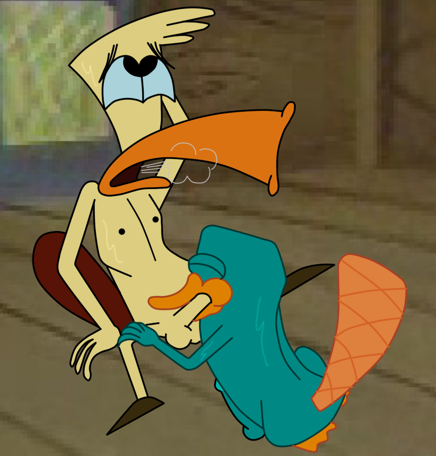 the perry platypus Kase trials in tainted space