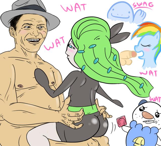 how old pokemon is gladion Shounen maid kuro-kun