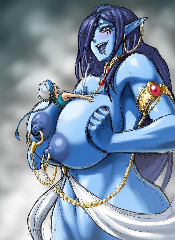 of labyrinth aladdin magic magi To love ru master nemesis