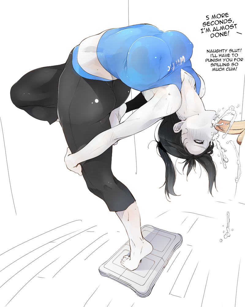 mac x trainer wii fit little Annah-of-the-shadows