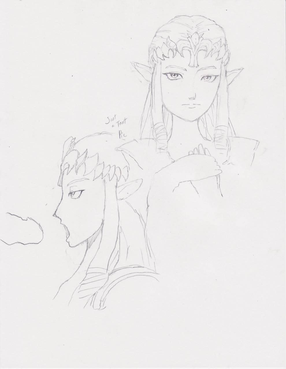 legend princess of twilight zelda agitha April o neil tmnt 2007