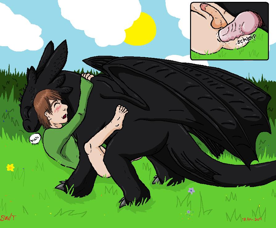 dragon to hiccup abused fanfiction your how train Teen titans go robin naked