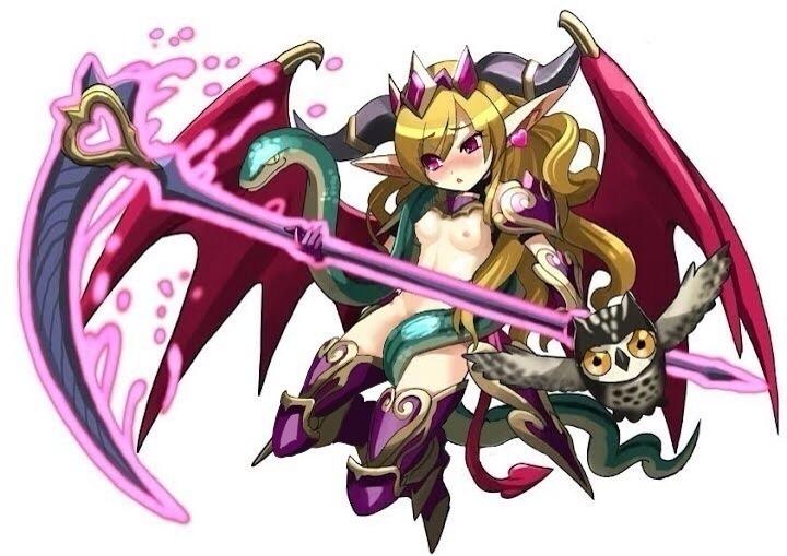 syrup dragons puzzle and z Yu gi oh gx burstinatrix