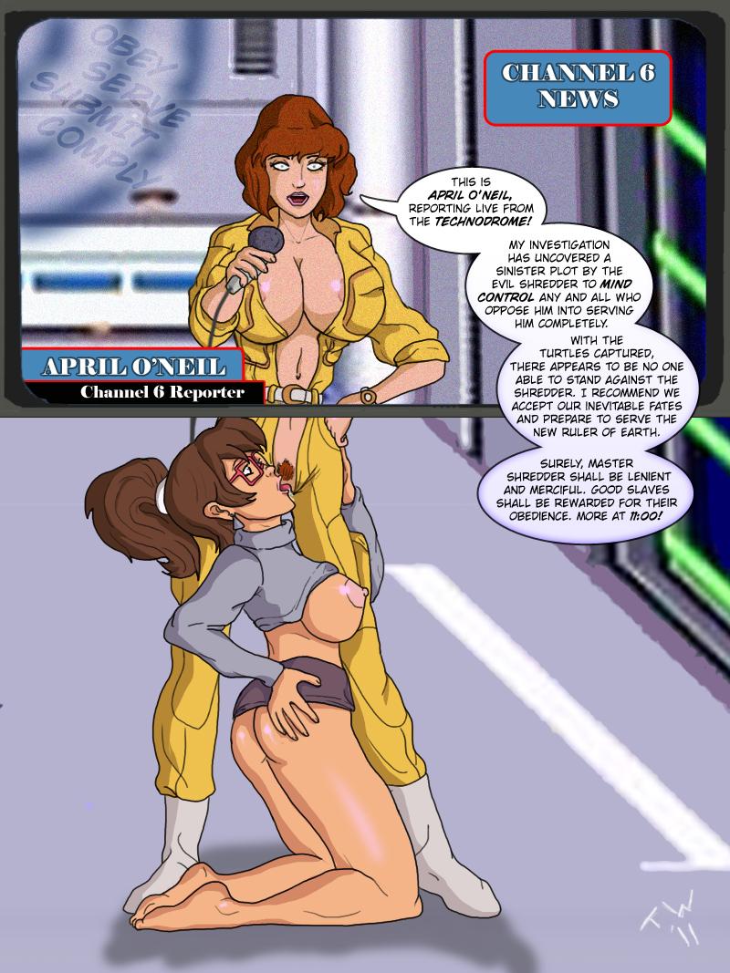 neil o 2016 porn april tmnt Legend of zelda ocarina of time redead