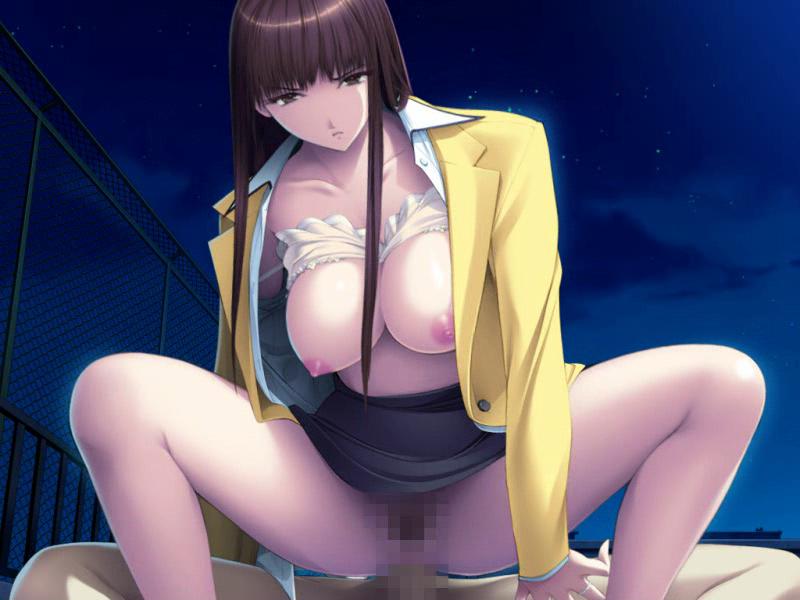 joshiochi-2-kai-kara-onnanoko-ga-futtekita Tails and cosmo have sex