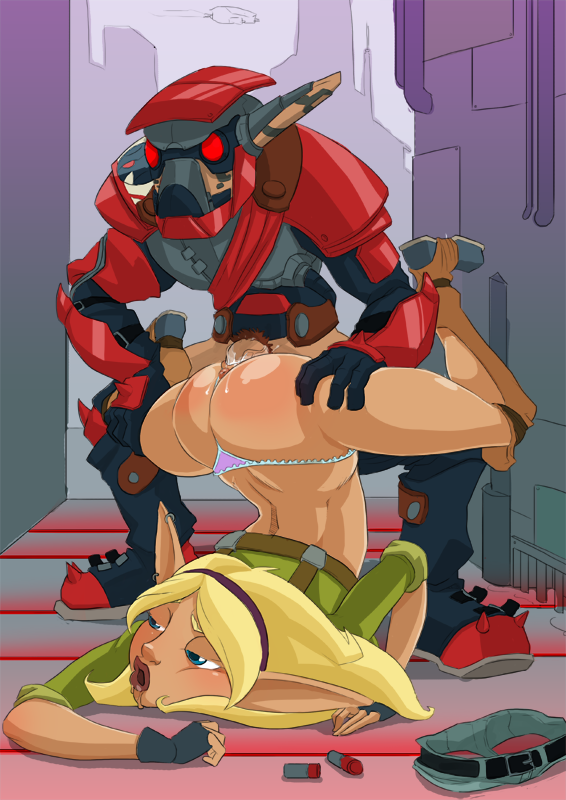 jak and daxter Ghost in the shell anime porn