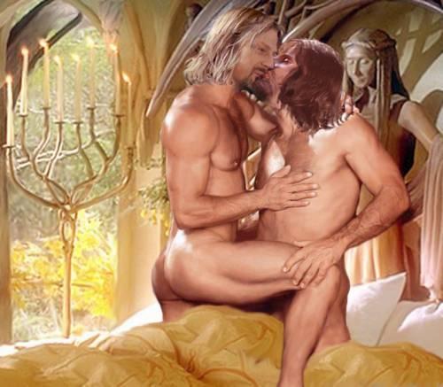 the lord of nude rings Kill la kill crossover fanfiction