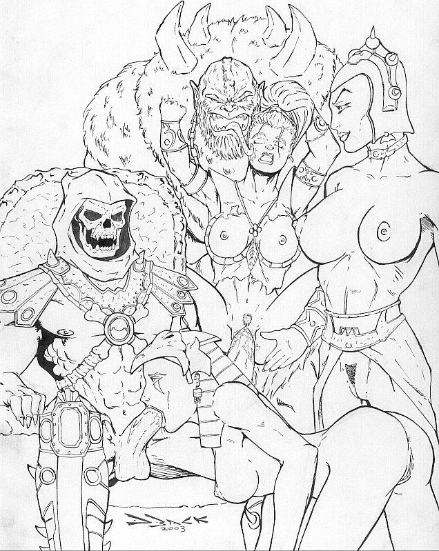 of ragnarok & the blesser of einherjar porn master Chip and dale rescue rangers queen bee