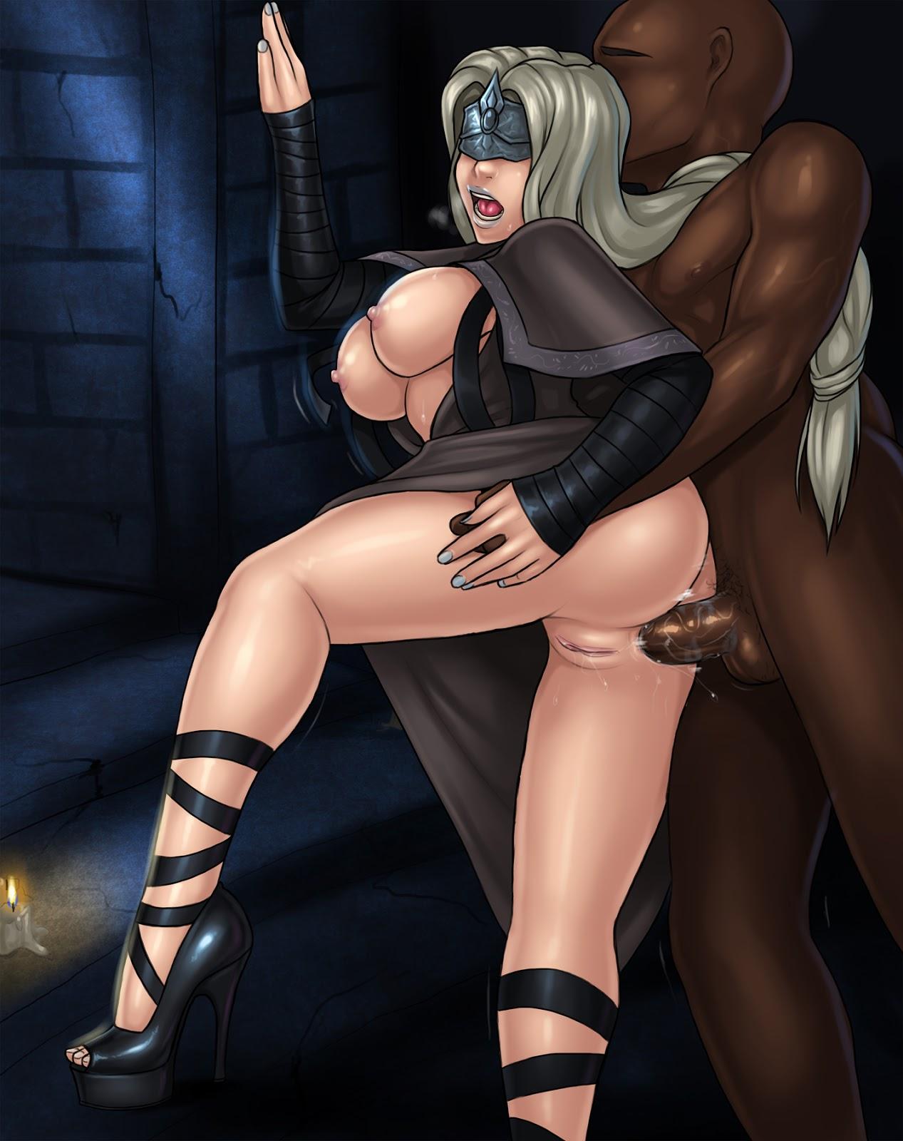 souls cat legs dark 2 World of warcraft female dwarf