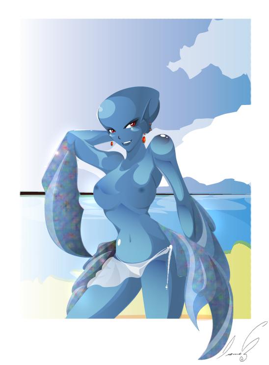 the magi: magi of kingdom Pokemon human form female eevee