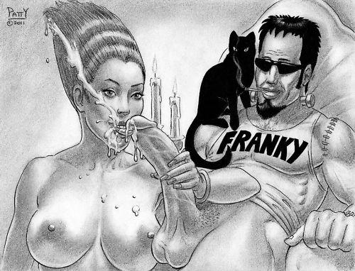 frankenstein bride of Isha breath of the wild