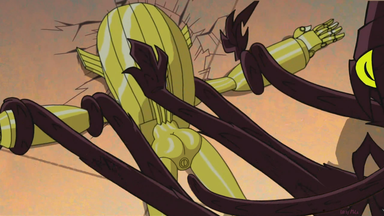 sym kimmy titan booty bionic Dragon ball krillin and 18