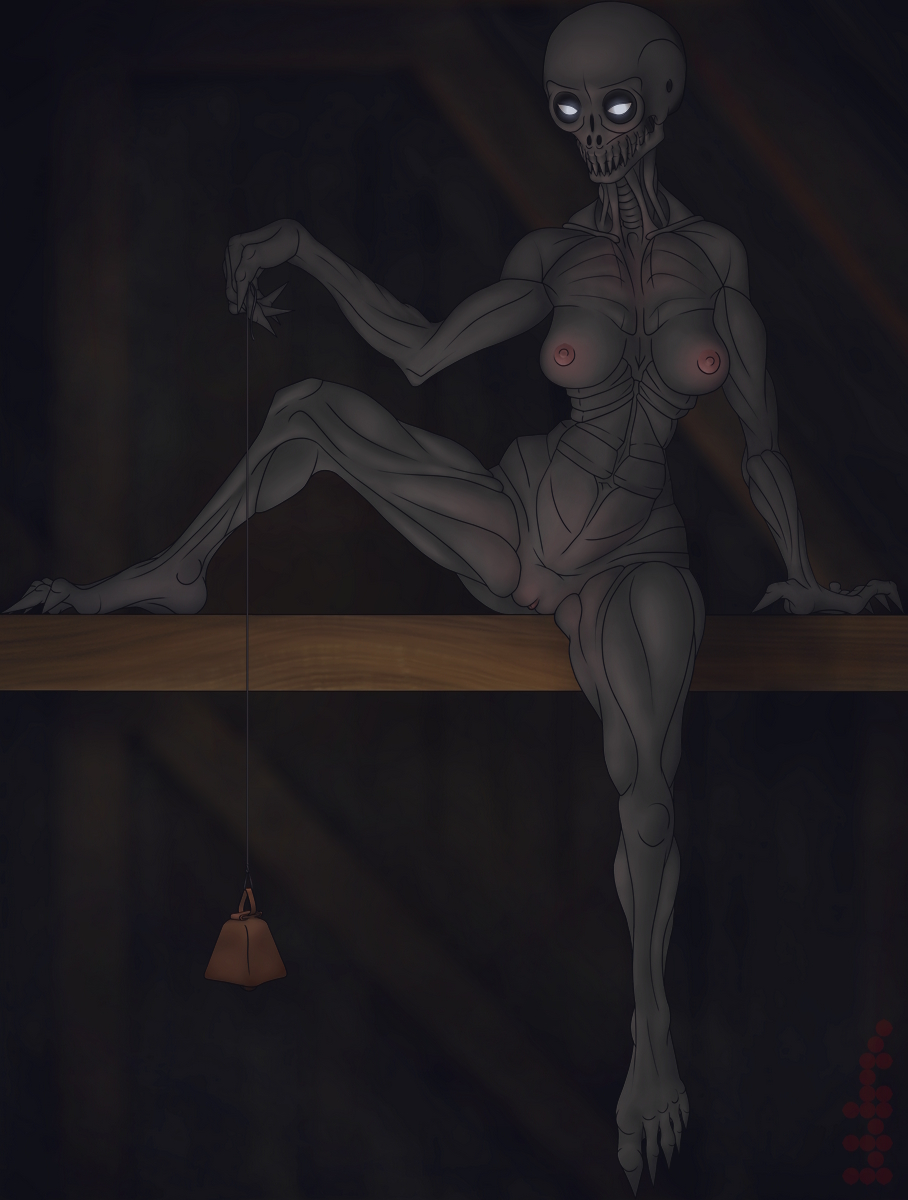 073 scp 076 and scp Elf cant on a diet
