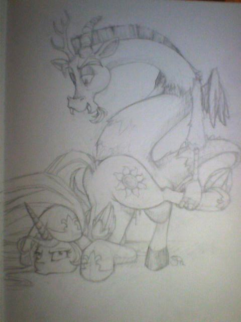 little my coloratura pony countess Lunette from the big comfy couch