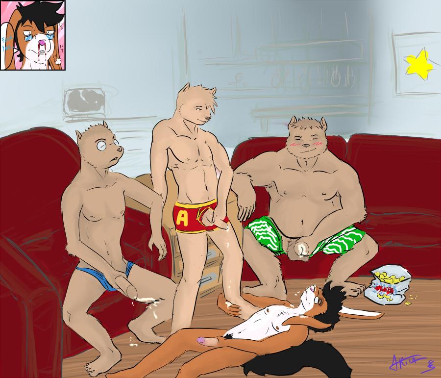alvin and chipmunks xxx the Baku ane: otouto shibocchau zo!  the animation