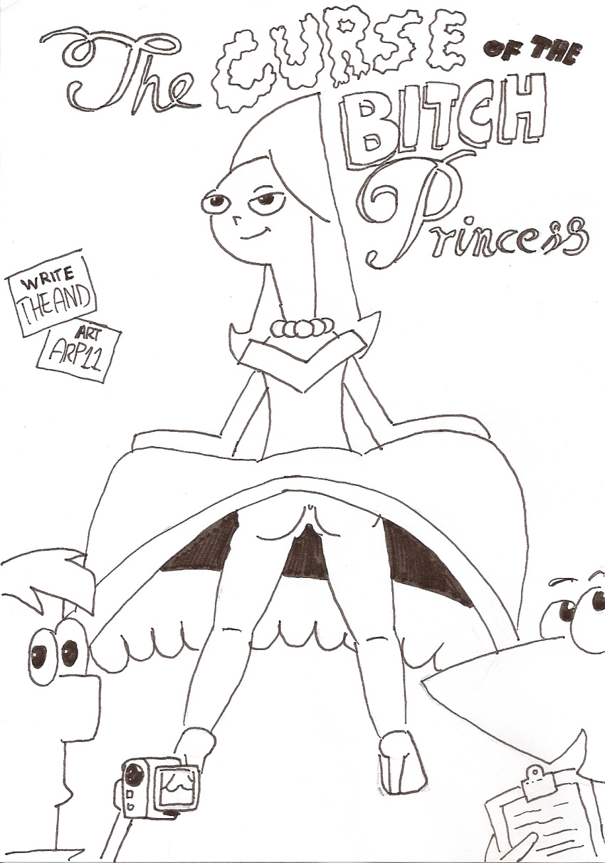 isabella xxx and ferb phineas Final fantasy 10 lady yunalesca