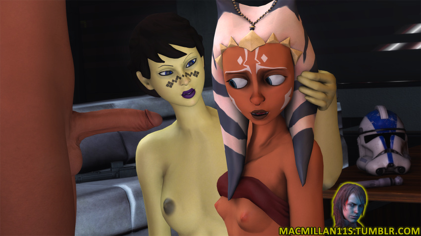 offee ahsoka tano and barriss Zecora from my little pony