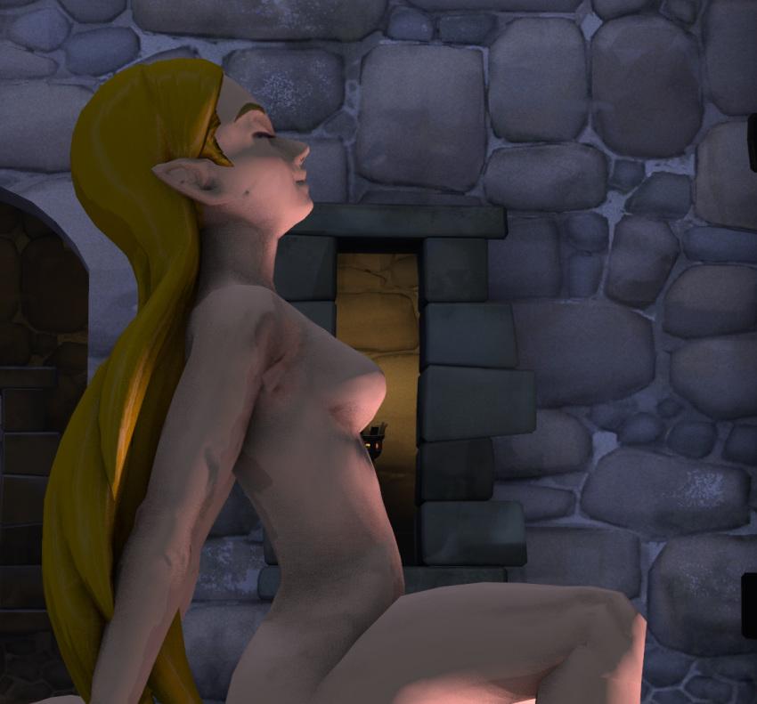 breath nude wild the of zelda Bobobo-bo bo-bobo gasser