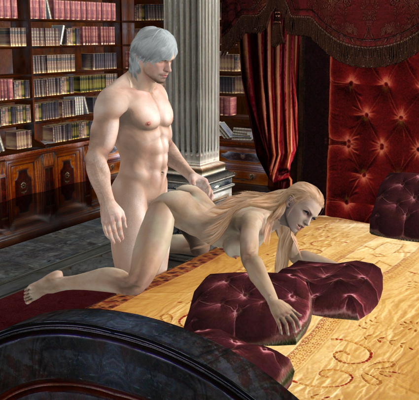 and featuring devil cry the knuckles from dante series may Devil may cry lady nude