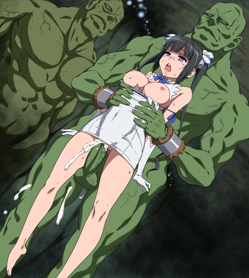darou o wa dungeon deai iru machigatte ni no motomeru The king of fighters porn