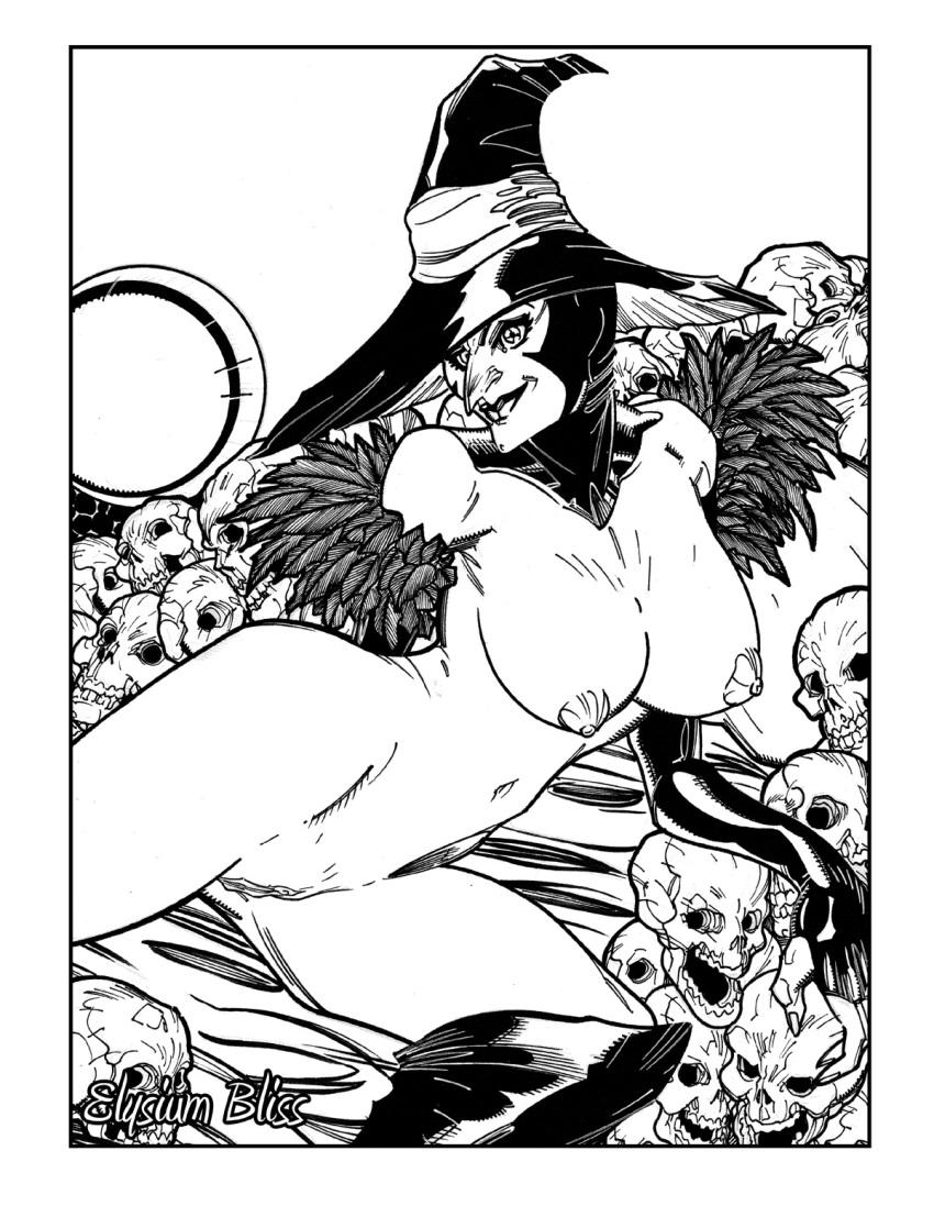 of gamer slaughter the witch Musaigen no phantom world bikini
