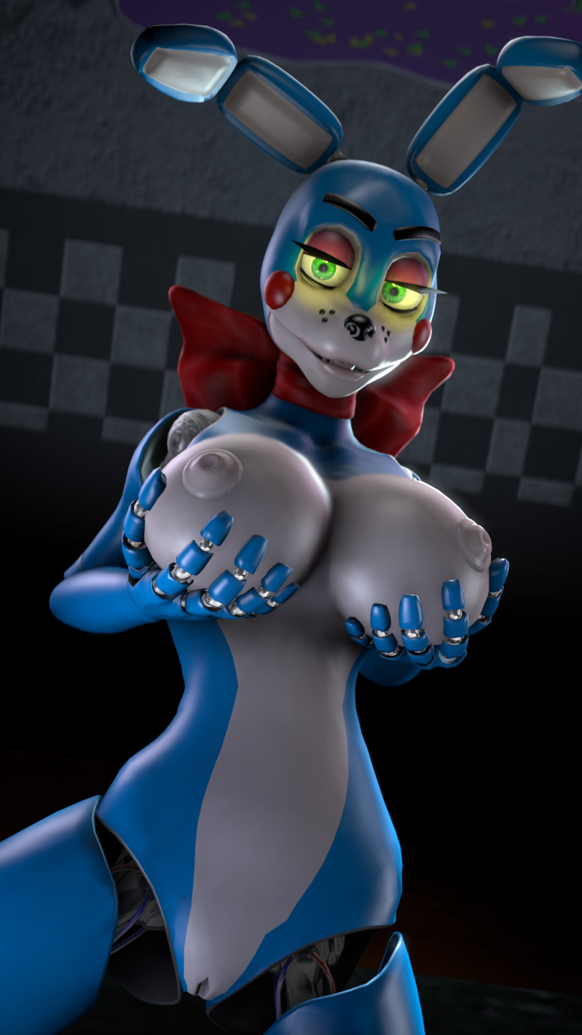 pictures toy nights freddy's bonnie five from at of Spooky house of jumpscares hentai