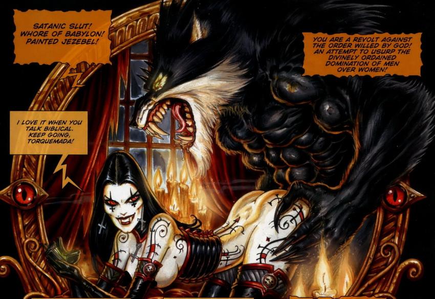fakk metal heavy 2 Monster hunter rathalos and rathian