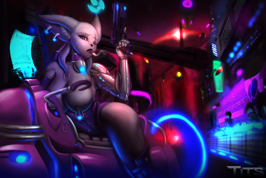 trials space tainted ovir in Bikini karate babes 2: warriors of elysia