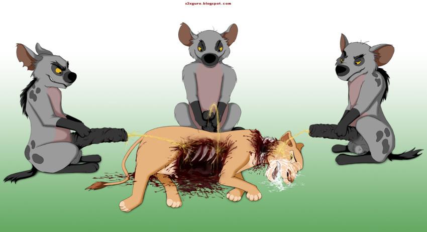 king kiara and lion kovu Long gone gulch buffalo wing