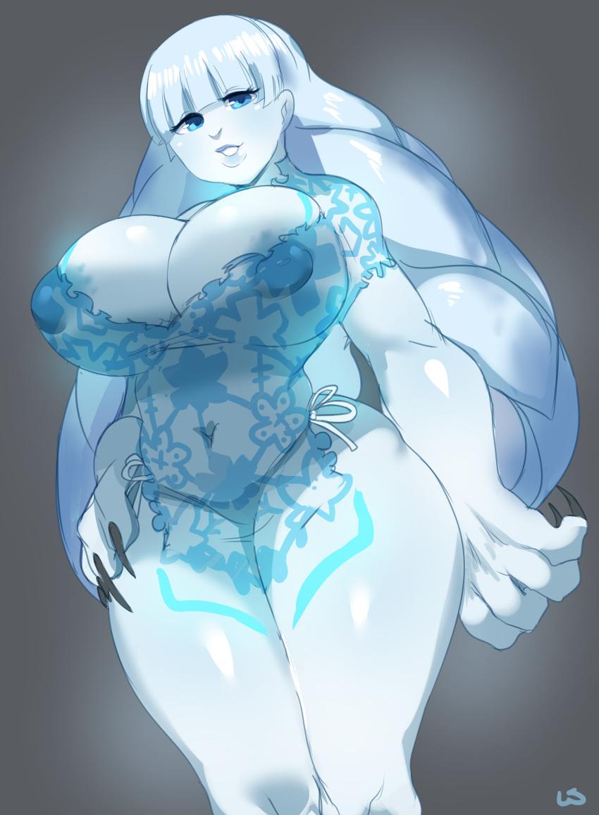 x ga jiarg xenoblade chronicles Hentai tentacle breast expansion gif