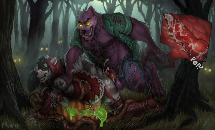 red little riding hooded mercenary Warhammer 40k love can bloom